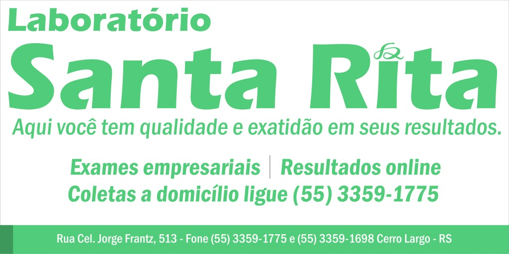 LABORATÓRIO SANTA RITA