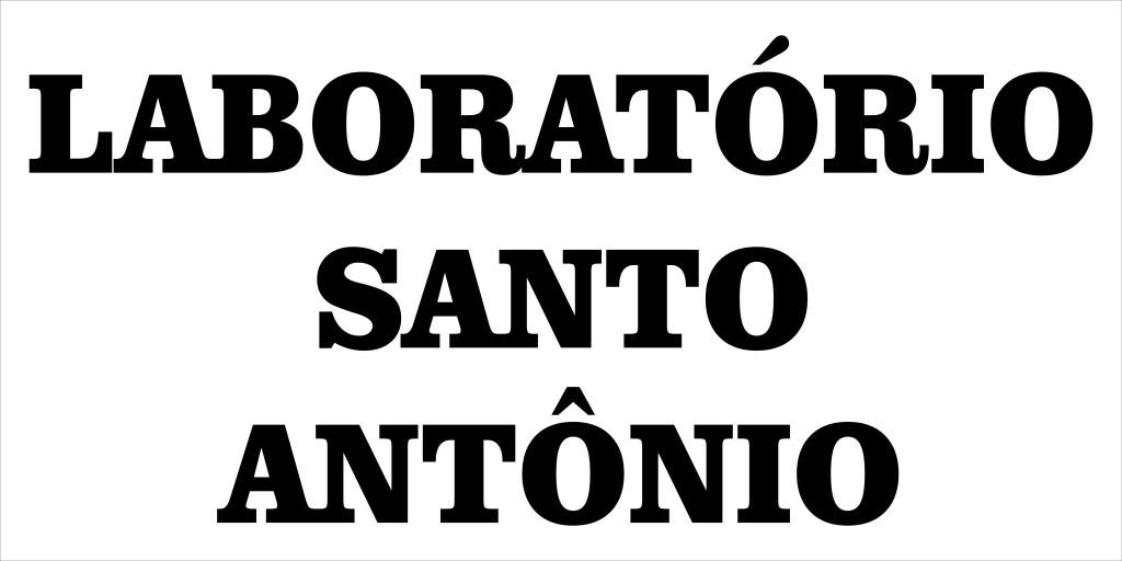 LABORATÓRIO SANTO ANTÔNIO