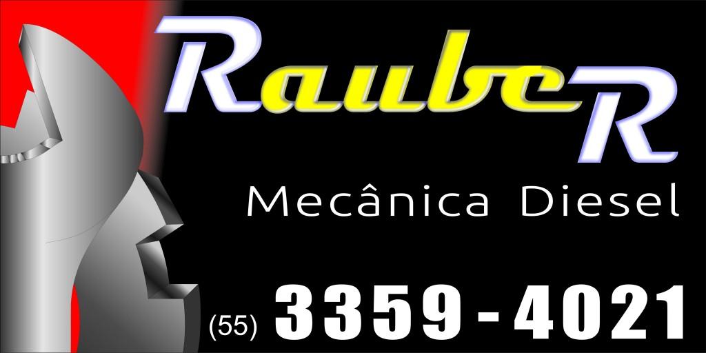 MECÂNICA RAUBER