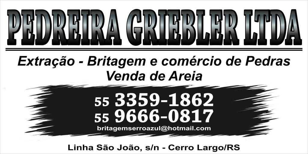 PEDREIRA GRIEBLER