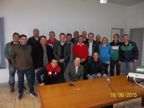 Reunião da Taça RBS Futsal