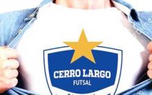 TAÇA POMAR: Cerro Largo Futsal estréia hoje