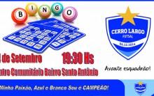 Cerro Largo Futsal Promoverá Bingo