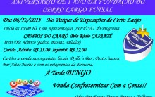 Cerro Largo Futsal prepara evento para comemorar seu primeiro ano de fundação