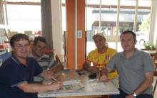 Cerro Largo Futsal e Villa Romana firmam parceria