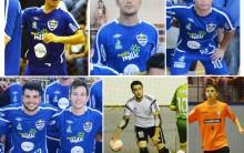 TAÇA NOROESTE 2016: Villa Romana/Cerro Largo Futsal / Const. Pagel divulga elenco para Taça Noroeste