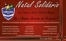 Projeto Natal Solidário do Cerro Largo Futsal será neste sábado