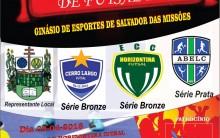 Copa Inovação, Cerro Largo Futsal joga no domingo