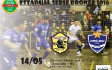 Série Bronze: Cerro Largo Futsal vai a Chapada