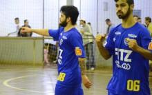 Cerro Largo Futsal empata em Chapada
