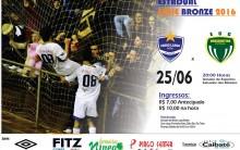 Série Bronze: Cerro Largo Futsal recebe o líder Horizontina