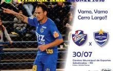 Cerro Largo Futsal tem jogo chave neste sábado