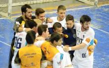 Cerro Largo Futsal vence e vai à segunda fase da Bronze
