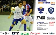 Série bronze: Cerro Largo Futsal estréia em casa na segunda fase