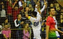 Cerro Largo Futsal vence e volta à zona de classificação