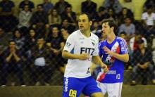 Série Bronze: Cerro Largo Futsal perde e sai da zona de classificação