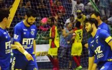 Série Bronze: Cerro Largo Futsal perde em jogo tumultuado fora da quadra