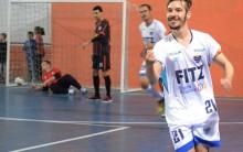 Cerro Largo Futsal perde fora e segue sem vencer na segunda fase