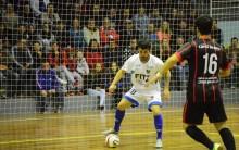Cerro Largo Futsal perde e dá adeus à Série Bronze 2016