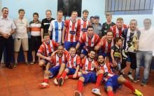 Assistec/Ser Cerro Azul/Assismaq é campeão da Taça Aurora 70 Anos