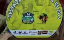 Cerro Largo Futsal é premiado no, Prêmio Destaques do Futsal 2016