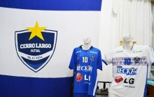 Cerro Largo Futsal / Lojas Becker, apresenta elenco