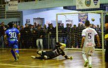 Vitória do Cerro Largo em jogo de duas viradas e muita superação