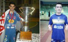 Henrique e Passarinho reforçam a equipe do Cerro Largo/Lojas Becker