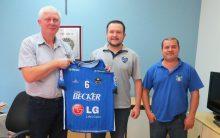 Cerro Largo Futsal agradece apoio da Prefeitura durante a temporada