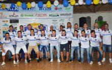 Cerro Largo Futsal apresenta equipe para a comunidade