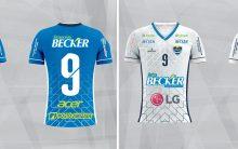 Cerro Largo Futsal lança camisas oficiais para venda