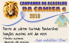 Torcida do Cerro Largo faz campanha para arrecadação de agasalhos