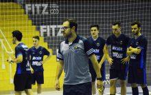 Preparador físico Mateus Soares inicia trabalho no Cerro Largo Futsal