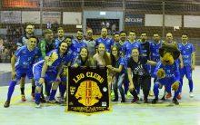 LEO Clube promove ação do Setembro Amarelo no jogo do Cerro Largo