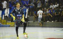Goleiro Danilo renova com o Cerro Largo Futsal
