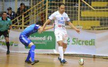 Pivô Silas retorna ao Cerro Largo Futsal
