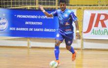 Ala Maikinho jogará pelo Cerro Largo Futsal em 2019