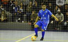 Ala Wesley renova e disputará sua segunda temporada pelo Cerro Largo Futsal