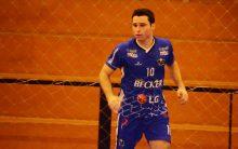 Cerro Largo Futsal anuncia renovação do ala Alexandre
