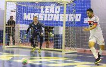Cerro Largo Futsal confirma dois amistosos para o início do ano