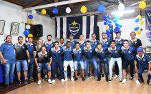 Com casa cheia, Cerro Largo Futsal apresenta elenco