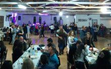 Cerro Largo Futsal realiza jantar baile com grande presença da comunidade