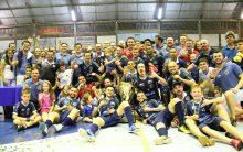 Cerro Largo conquista vitória heroica e garante o título da Conferência Oeste