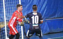 Cerro Largo Futsal joga a primeira partida da final da Conferência Oeste neste sábado
