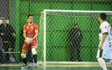 Goleiro Lucas renova e vai para sua 5ª temporada no Cerro Largo Futsal