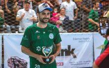 Osvaldo Pimenta é o novo reforço do Cerro Largo Futsal