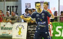 Fixo Rômulo é o primeiro a renovar com o Cerro Largo Futsal
