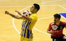 Pivô Douglas Jesus é reforço do Cerro Largo Futsal