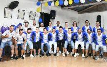 Cerro Largo Futsal apresenta seu elenco para a comunidade