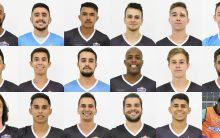 Cerro Largo Futsal apresenta seu elenco à comunidade neste sábado